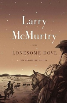 Larry McMurtry - Lonesome Dove