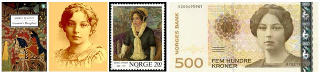 Sigrid Gunner's daughter norwegian writer book blog
